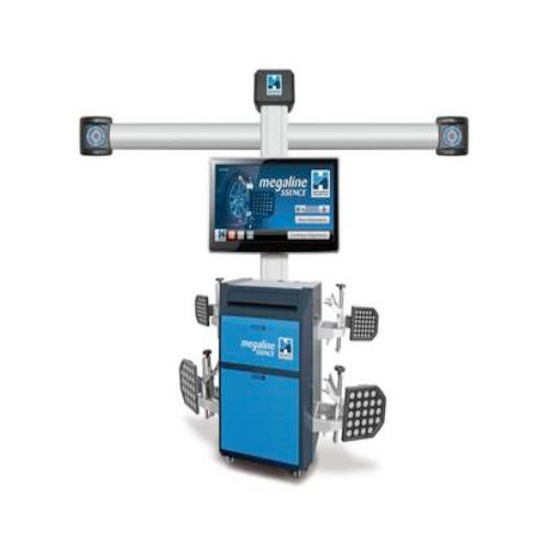 3D Kameralı Yeni Sistem Ön Düzen Ayar Cihazı