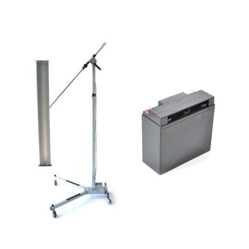 Akülü PDR LED Lamba Extra Net Görüntü